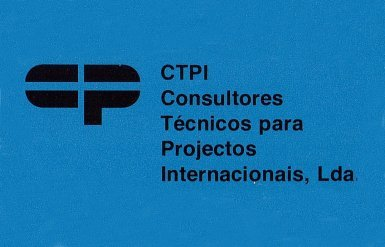 Second associative movement - creation of CTPI – Consultores Técnicos para Projectos Internacionais, Lda
